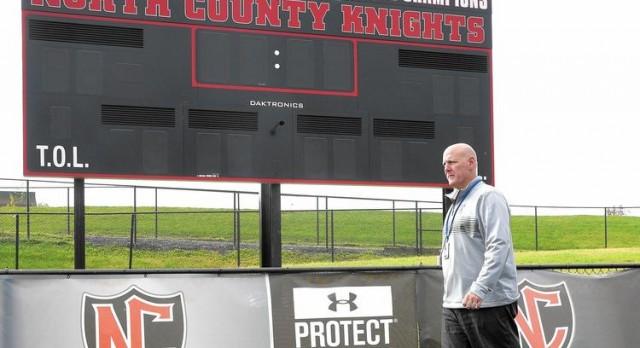 Pete Alvanos Moving NCHS Athletics Forward