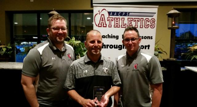 Shawn Behagen Earns Craig White Award