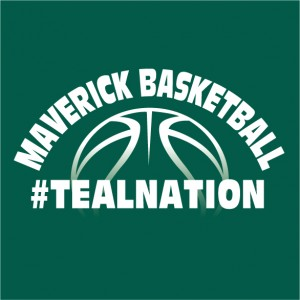 Mav Basketball Teal Nation