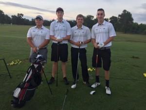PMHS golf 2015