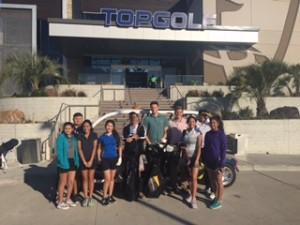 Maverick Golf at TopGolf
