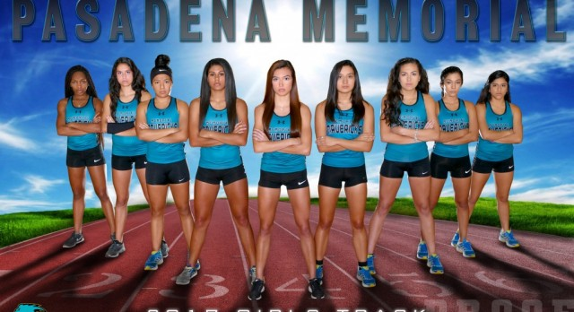 2017 Lady Mavericks Track and Field