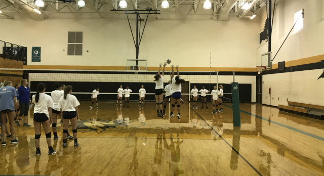 McNeese Volleyball Camp