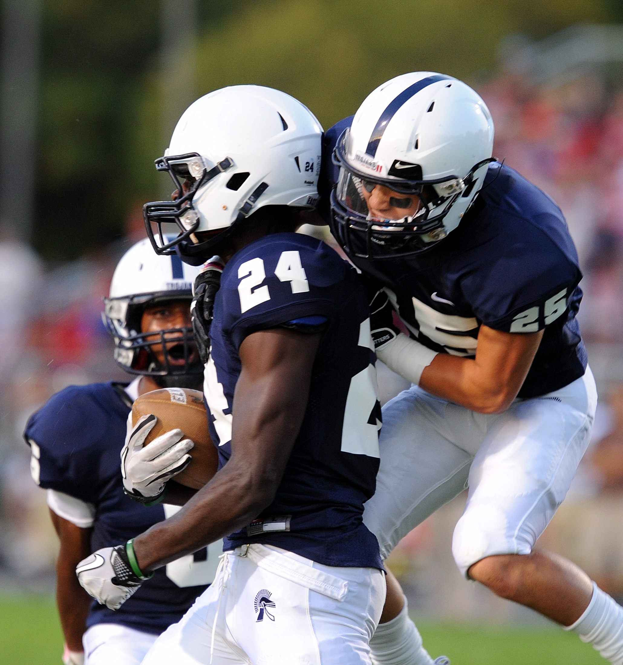 Varsity Football Opens 2014 Season at Home