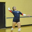 Varsity volleyball vs Lansing Eastern