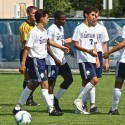 Varsity Soccer 3-0-0, East Lansing Invitational