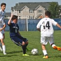 JV Boys Soccer 3-0-0, East Lansing Invitational