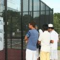 EL Boys Varsity Tennis vs. Lansing Catholic