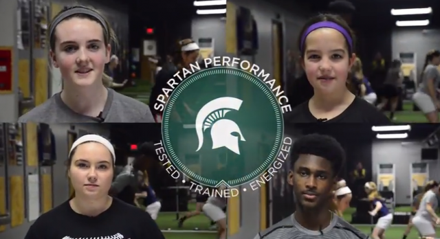 ELHS Athletic Department Announces Partnership with MSU Spartan Performance