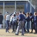 Varsity softball vs Eastern