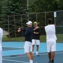 EL Varsity Tennis @ Lansing Catholic Central 8/27/15