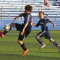 East Lansing JV Soccer vs. Lansing Eastern