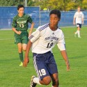 East Lansing Junior Varsity Soccer vs. Williamston 1-0