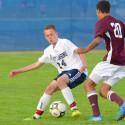 Boys JV Soccer vs Okemos 9-27-17