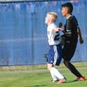Boys jv soccer Holt 9-18-17