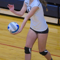 Girls jv volleyball Jackson 9-13-17