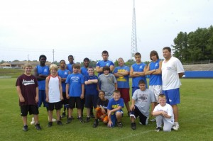 youth camp picture