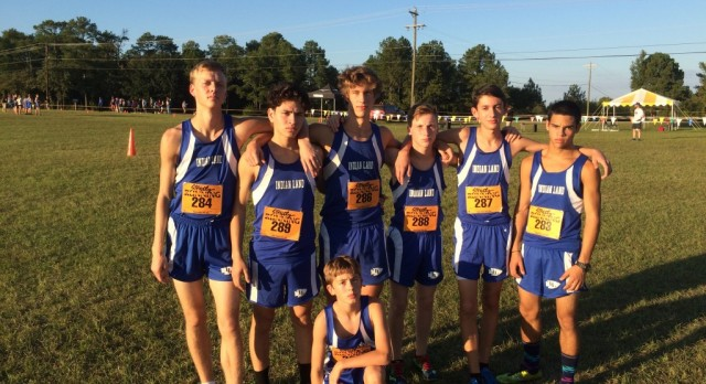 Boys Place Second at Region Championship