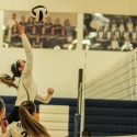 Indian Land Varsity Volleyball First 3A Volleyball Playoff Game Vs. Chapman High