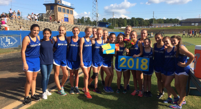 Girls Cross Country Win Home Meet Against Lancaster