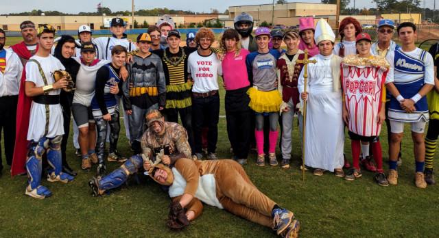 4th Annual Halloween Baseball SCREEMAGE