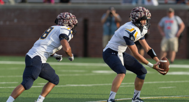 Chattanooga Christian School Varsity Football ties Brainerd High School 0-0