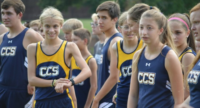 Cross Country Charger Pride
