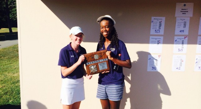 Charger Golfers Advance to Regional Play