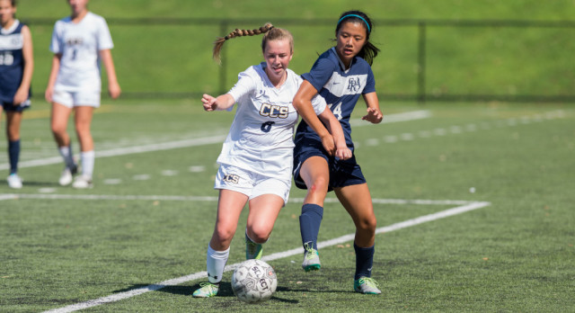 Chattanooga Christian School Girls Varsity Soccer Ladies beat Franklin Road Academy 7-0