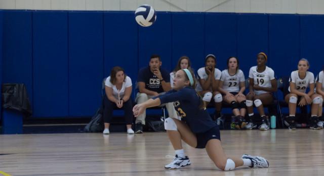 Chattanooga Christian School Girls Varsity Volleyball beat Carter High School 2-0