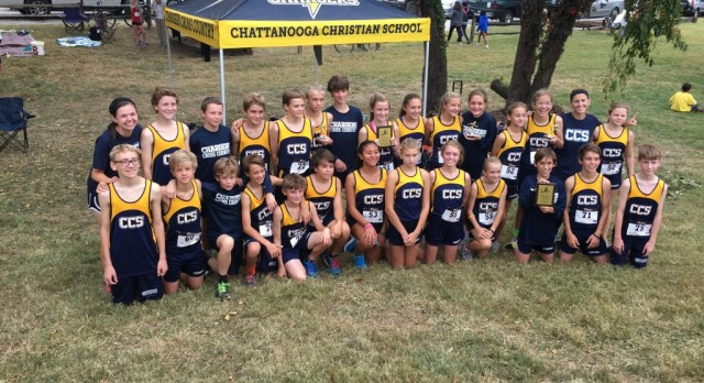 CCS MS Cross Country Teams Are State Bound!