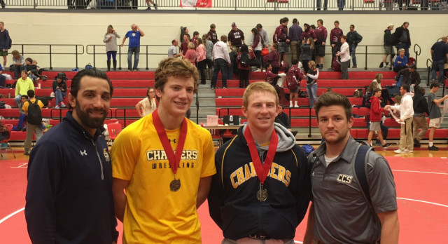 CCS Wrestling Goes to Mt. Zion Invitational