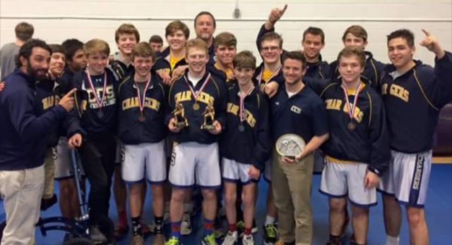 Charger Wrestling WINS Mountaintop Invitational