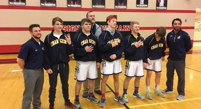 CCS Wrestlers Move on to STATE TOURNAMENT