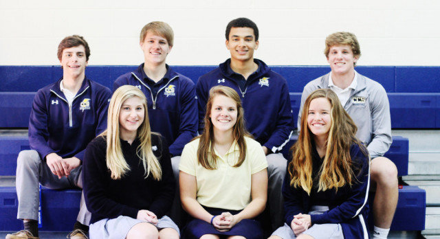 7AA Basketball All – District Team