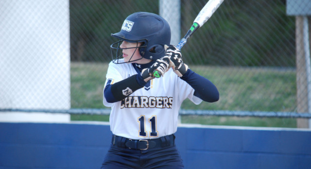 Hout's Walkoff Gives Chargers Victory