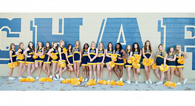 High School 2017/18 Cheerleading Tryouts