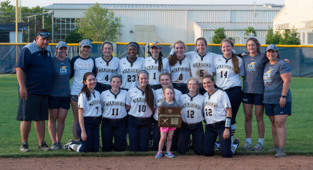 Lady Chargers 2017 District 7AA Champs!