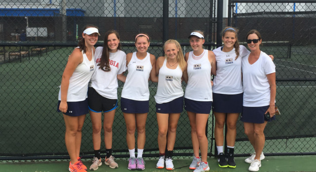 CCS Tennis Plays For Title Today