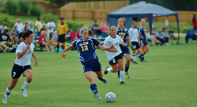 CCS Soccer Standout Named to UTC Coaching Staff