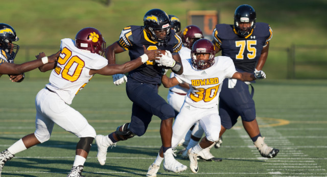 Chattanooga Christian School Varsity Football beat Howard High School 27-6