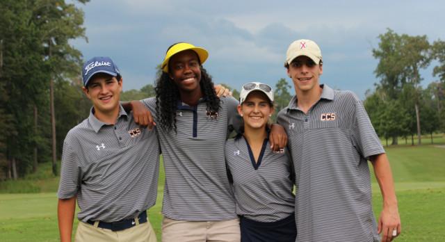 CCS Golfers Qualify for Region