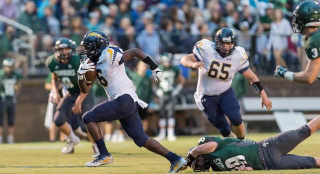 Chattanooga Christian School Varsity Football beat Silverdale Baptist Academy 48-19