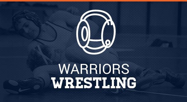 Warriors to Host Area Wrestling Tournament
