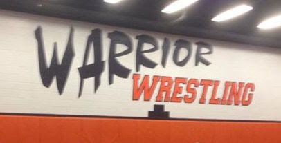 Warrior Wrestling Senior Night