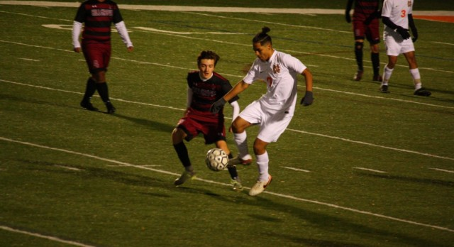 Warrior Soccer Team Makes the Playoffs