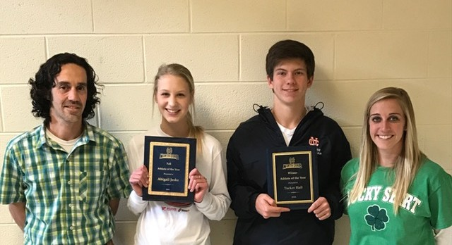 Fall & Winter Warrior Athletes of the Year
