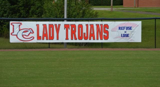 Trojan Softball defeated Callaway-08/30/16