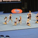 State Sectionals 2015-Cheerleading Competition