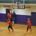 Lady Trojan Basketball @ Jones County Basketball Tournament 2015